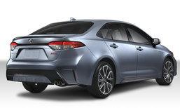 Toyota Corolla 2019 เวอร์ชั่นสหรัฐฯใหม่ อัดอ็อพชั่นเพียบจนซีวิคมีหนาว