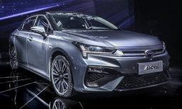 GAC Aion S 2019 ใหม่ รถไฟฟ้าจีนคู่แข่ง Tesla ในราคาจับต้องได้