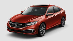 Honda Civic 2019 ไมเนอร์เชนจ์เตรียมเปิดตัวที่งานมอเตอร์เอ็กซ์โป