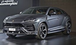 Lamborghini Urus 2019 ใหม่ เคาะราคาขายจริงในไทย 23,420,000 บาท