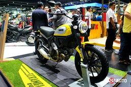 รวมบิ๊กไบค์ 5 รุ่นห้ามพลาดในงาน Motor Expo 2014