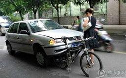 ดูไม่ได้! เมื่อรถจีนด้อยคุณภาพเกิดอุบัติเหตุ