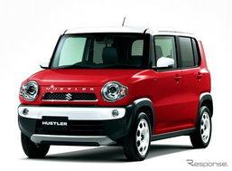 Suzuki เผยโฉม 'Hustler J Style' รุ่นพิเศษใหม่