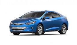 Chevrolet Volt 2016 มาพร้อมการออกแบบที่โดดเด่นและปราดเปรียว ขับเคลื่อนด้วยพลังไฟฟ้าได้ไกลถึง 80 กม.