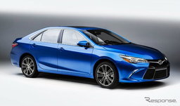 Toyota Camry เตรียมปล่อยรุ่นพิเศษ สปอร์ตกว่าเดิม