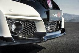 Honda Civic Type R โฉมใหม่ เผยตัวเลขท็อปสปีด 270 กม./ชม.