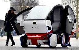 เจ๋ง! อังกฤษปล่อย 'รถไร้คนขับ' วิ่งบนถนนจริงแล้ว
