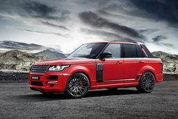 Brabus เผยโฉม Range Rover เวอร์ชั่นกระบะ พร้อมลุยตลาดจริง