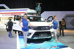 ยลโฉมชุดแต่ง Toyota Revo 2015 ใหม่ เสริมหล่อภายนอก-ภายใน