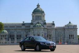 Mercedes Benz C300 Bluetec Hybrid Exclusive หรู แรง ประหยัด นั่งสบาย