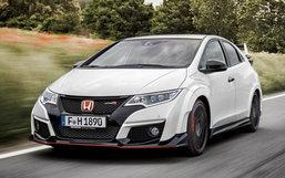 'Honda Civic Type R' รุ่นพิเศษ 'GT Pack' เสริมความสปอร์ตสุดพลัง