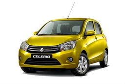 ราคารถใหม่ Suzuki ในตลาดรถยนต์ประจำเดือนมิถุนายน 2558