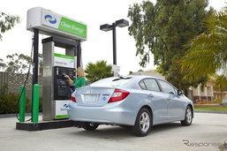 Honda เตรียมยุติจำหน่าย Civic CNG แล้วในสหรัฐฯ