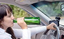 """เข้มกว่าตำรวจ! เทคโนโลยีใหม่ในรถ """"เมาแล้วห้ามขับ"""""""