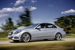 Mercedes-Benz E-Class ประกาศยอดจำหน่ายสะสมทั่วโลกทะลุ 13 ล้านคันแล้ว