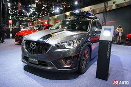 Mazda CX-5 DEMPSEY รุ่นพิเศษเผยโฉมล่าสุดที่งานออโต้ซาลอน 2015