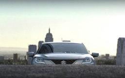 ภาพทีเซอร์ใหม่ 'Suzuki Belano' ดีไซน์สวยงามลงตัว