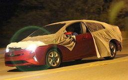 หลุด Toyota Prius 2016 เจเนอเรชั่นใหม่ หน้าตาคล้ายรถฟิวเซล 'Mirai'