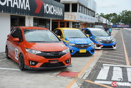 สัมผัสตัวจี๊ด Honda Jazz GK จาก 3 สำนักแต่งดัง 'Spoon' - 'Seeker' และ 'WedsSport Thailand'