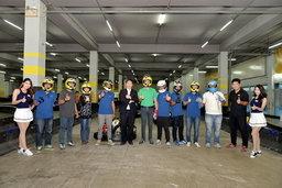ฟิล์มคาร์ดินอลจัดกิจกรรมสื่อมวลชนสัมพันธ์ Cardinal Go-kart Challenge
