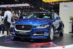 Jaguar XE ใหม่ เปิดตัวอย่างเป็นทางการแล้วในไทย เคาะราคาพิเศษ 3.999 ล้านบาท