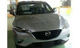 หลุด Mazda CX-4 ใหม่ เผยให้เห็นรูปลักษณ์ชัดเจน