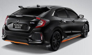 Honda Civic Hatchback Modulo