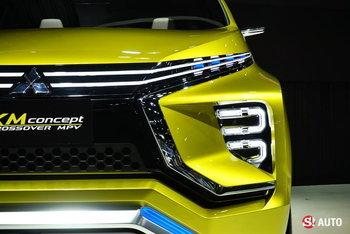 Mitsubishi XM