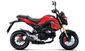 Honda MSX125F