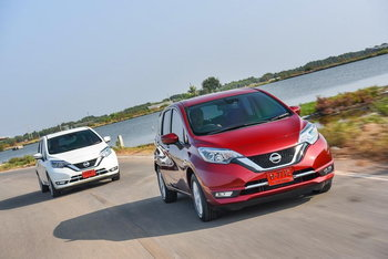 Nissan Note 2017