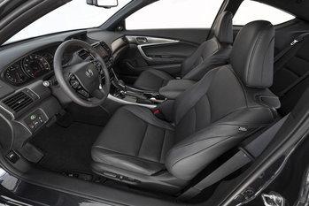 Honda Accord Coupe 2017