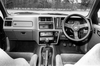 Ford Sierra RSS500 1987
