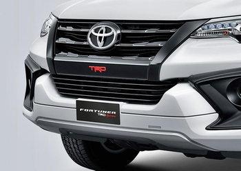 Toyota Fortuner TRD Sportivo 2017