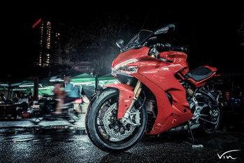 Ducati SuperSport 2017