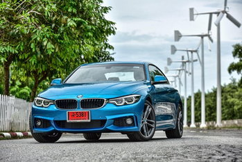 BMW 430i Coupe/Convertible 2017