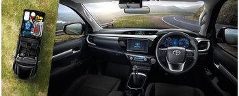 Toyota Hilux Revo 2018