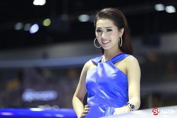 พริตตี้ Motor Expo 2017