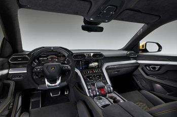 Lamborghini Urus 2018
