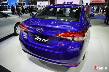 Toyota Yaris ATIV 2018