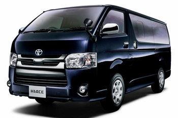 Toyota Hiace Dark Prime II 2018