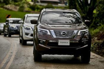 Nissan Terra 2019