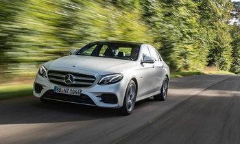 Mercedes-Benz E300de 2019