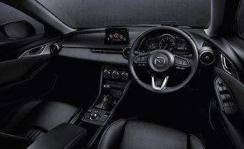 Mazda CX-3 โฉมปัจจุบัน