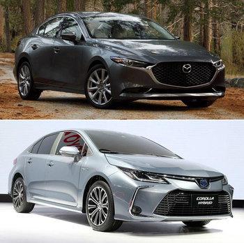 Mazda3 VS Toyota Corolla