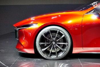 รถใหม่ Mazda ในงาน Motor Show 2019