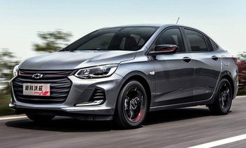 All-new Chevrolet Onix Redline 2019