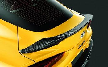TRD Toyota GR Supra 2020