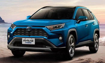 All-new Toyota RAV4 2019