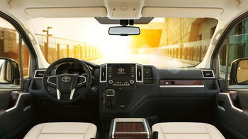 All-new Toyota Granvia 2020