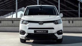 Toyota Proace City 2019